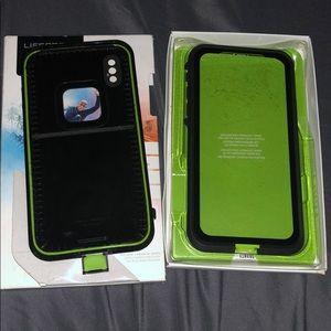 Life proof Case for iPhone X